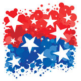 American Patriotic Background Stock Images