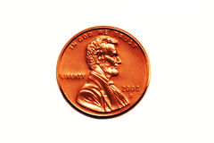 American Penny Stock Photography