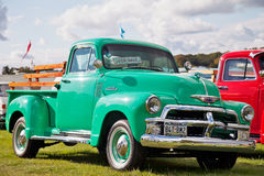 American pick-up for sale Royalty Free Stock Image