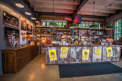 American Pickers Store Royalty Free Stock Photography