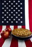 American Pie Concept Royalty Free Stock Image