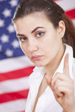 American politics Stock Photo