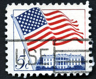 American Postage Stamp Stock Images