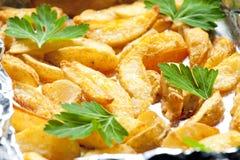 American potatoes Royalty Free Stock Image