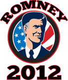 American Presidential Candidate Mitt Romney Stock Images