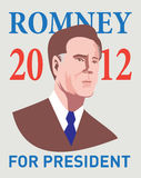 American Presidential Candidate Mitt Romney Stock Photos