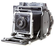 American press camera Royalty Free Stock Photo