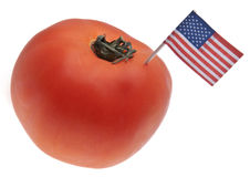 American Produce Royalty Free Stock Photos