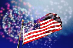 American Proud Royalty Free Stock Photos
