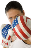 American punch Royalty Free Stock Images