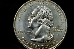 American Quarter Stock Image