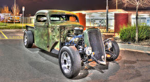 American rat rod Royalty Free Stock Images