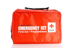 American Red Cross Kit Royalty Free Stock Image