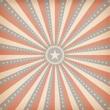 American retro background Royalty Free Stock Images