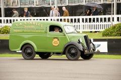 American retro car Royalty Free Stock Photography