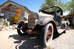 American retro car Stock Photos