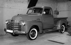 American retro car Stock Images