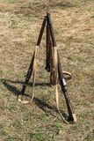 American rifle M1 Garand of the Second World War Royalty Free Stock Images