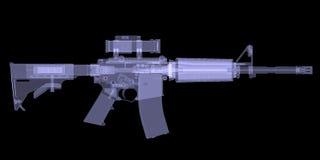 American rifle Stock Image