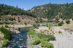 American River Stock Photos