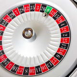 American roulette game table sealed Royalty Free Stock Photography