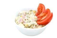 American Salad Royalty Free Stock Photo