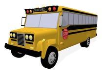 American schoolbus Royalty Free Stock Image