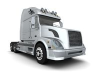 American sem -truck Stock Image