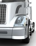 American sem -truck Stock Photography