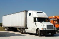 American semi truck Royalty Free Stock Photo