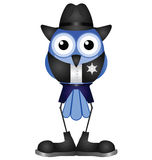 American sheriff Royalty Free Stock Photos