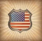 American shield Stock Photos