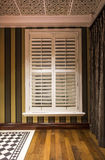 American Shutters Stock Images