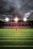 American soccer stadium Royalty Free Stock Photo