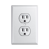 American socket Royalty Free Stock Photo