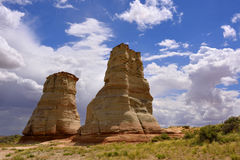 American Southwest landscape Royalty Free Stock Photo