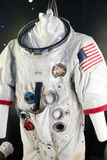 American space suit at exhibition Cosmos Stock Photos