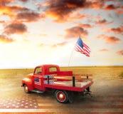 American spirit royalty free stock photo