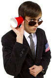 American Spy Stock Images