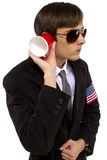 American Spy Stock Photo