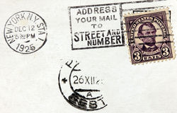 American Stamp Stock Images