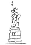American Statue of Liberty Stock Photos