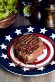 American steak Royalty Free Stock Photography