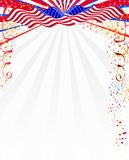 American style background royalty free stock photos