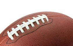 American Style Football Royalty Free Stock Photo