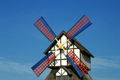 American style windmill Royalty Free Stock Photo