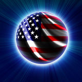 American symbol Stock Photography