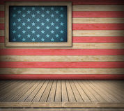 American symbol interior room Stock Photo