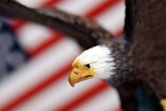 American symbols Royalty Free Stock Image