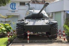 American tank M41 Walker Bulldog Stock Image